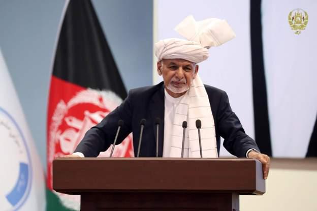 Photo of رئیس جمهور غنی: طالبان باید به خواست صلحجویانه مردم پاسخ مثبت دهند