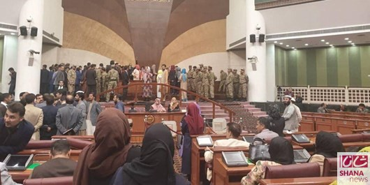 Photo of تعطیلی مجلس نمایندگان بدون رسیدن به توافق بر سر انتخاب رئیس