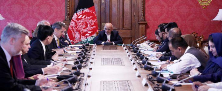 Photo of ارائه پیشنهادات کمیسیون مستقل انتخابات با حکومت و جامعه جهانی