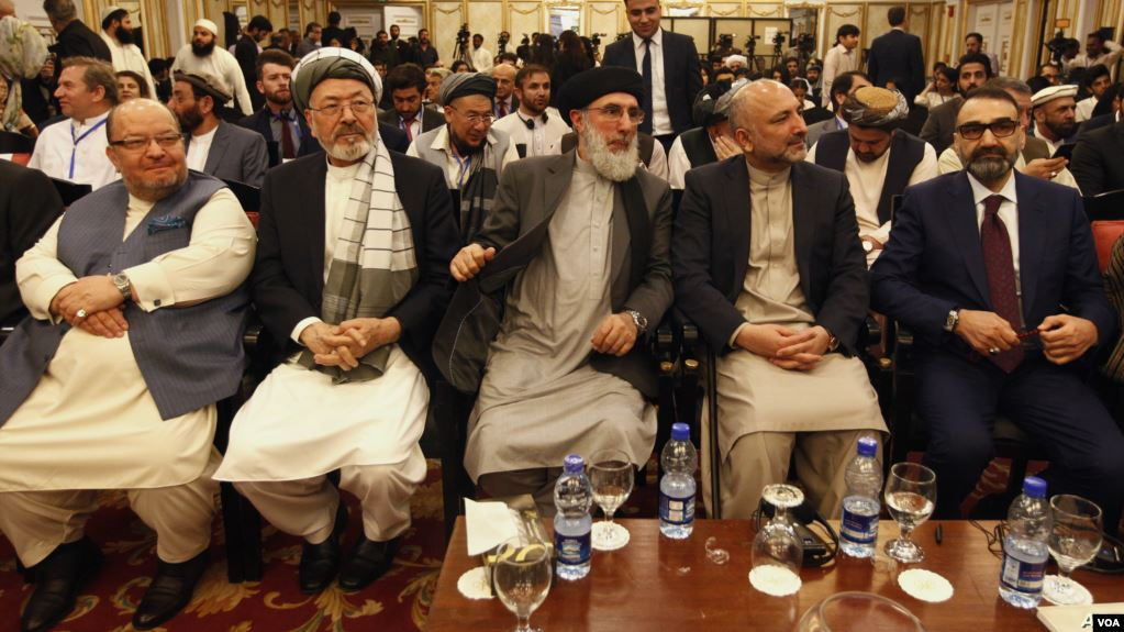 Photo of حکمتیار به طالبان: یگانه راه رسیدن به قدرت انتخابات است