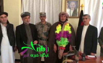 Photo of معاون ولسوال نامنهاد طالبان برای ولسوالی بلخاب به پروسه صلح پیوست