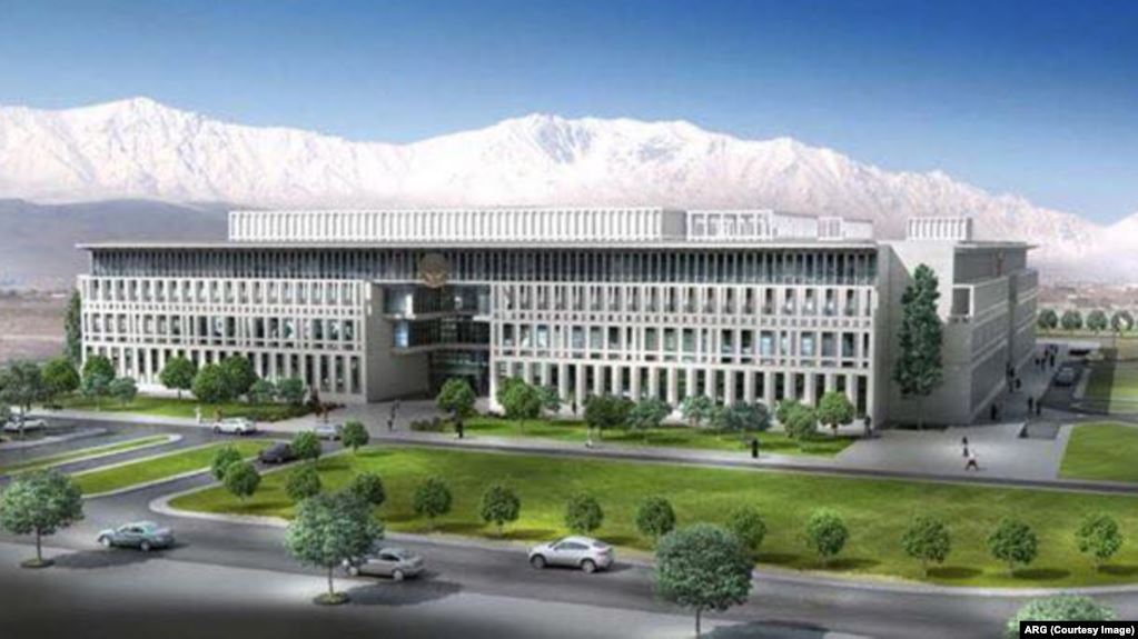 Photo of بزرگترین کمپلکس اداری افغانستان در کابل ساخته خواهد شد