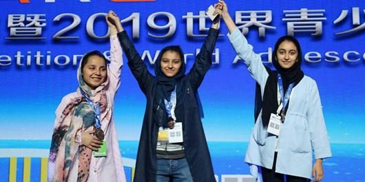 Photo of تیم رباتیک دختران توحید هرات مدال افتخار نوزدهمین مسابقه جهانی WARC چین را کسب کردند.