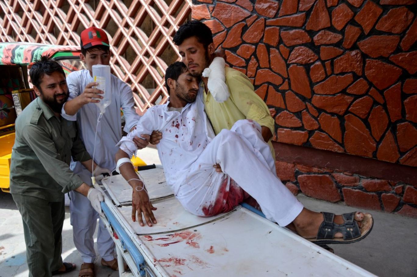 Photo of افغانستان، بزرگترین قربانی تروریسم در جهان