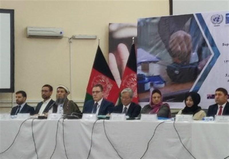 Photo of سازمان ملل سند حمایت مالی و فنی از انتخابات افغانستان را امضا کرد