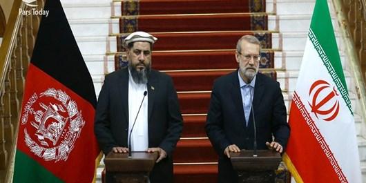 Photo of رئیس مجلس ایران: دولت باید محور اصلی صلح در افغانستان باشد