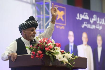 Photo of دکتر غنی: در یک هفته اخیر، یکهزار طالب کشته و دوهزار دیگر زخمی شدهاند