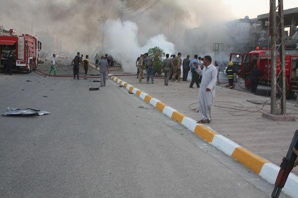 Photo of کشته و زخمی شدن ۱۳ تن در شهر کربلا