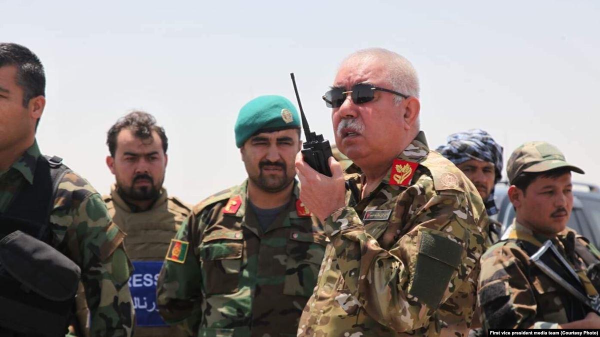 Photo of جنرال دوستم: اگر اجازه داده شود در شش ماه طالبان را در شمال شکست میدهم