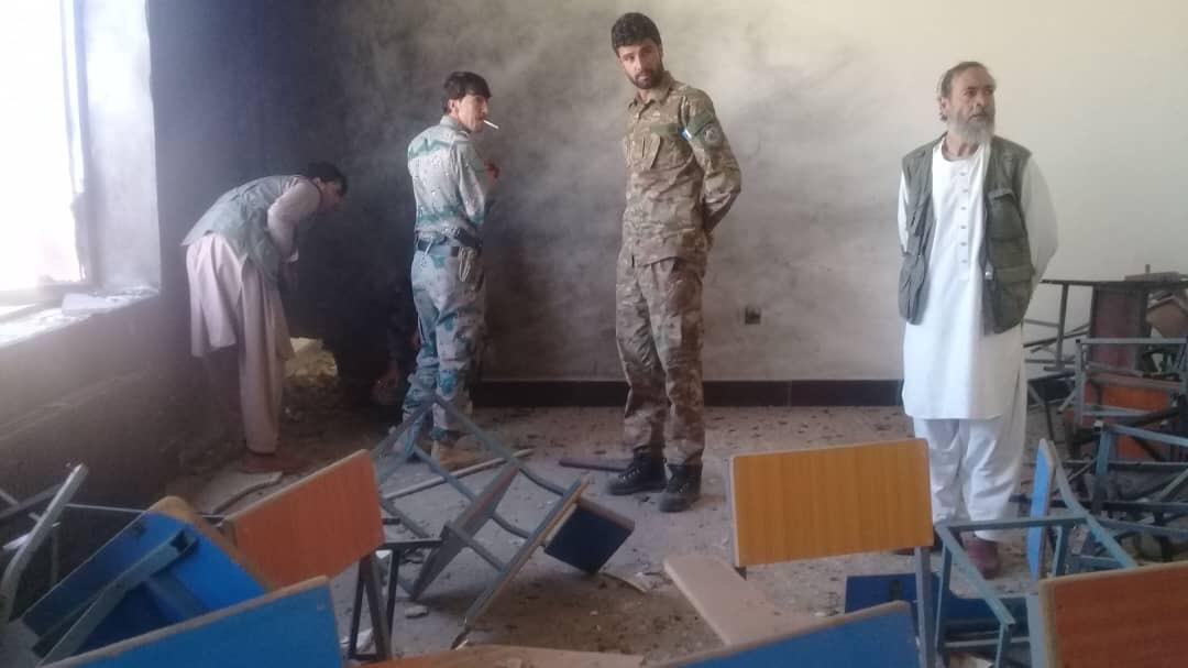 Photo of زخمی شدن ۱۹ تن از دانشجویان بر اثر انفجار در دانشگاه غزنی