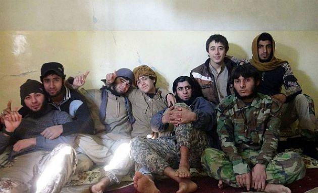 Photo of بازگشت صدها زن و کودک تاجیکستانی از سوریه
