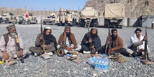 Photo of ۸۲ عضو داعش خود را تسلیم نیروهای امنیتی افغانستان کردند