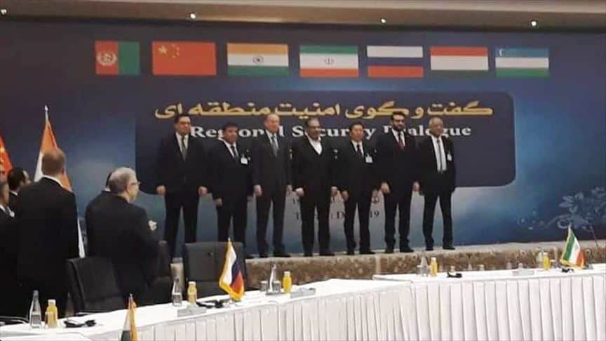 Photo of دومین نشست گفتگوهای امنیت منطقهای در تهران