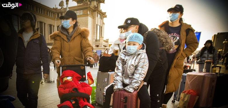 Photo of سال نو کمرونق چینی با شیوع کرونا