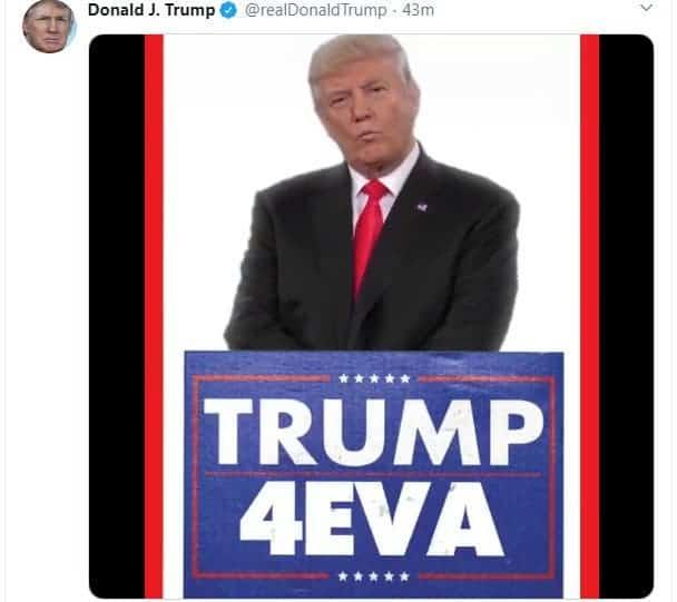 Photo of ترامپ پس از تبرئه به دمکراتها: تا ابد رئیس جمهوری آمریکا خواهم ماند