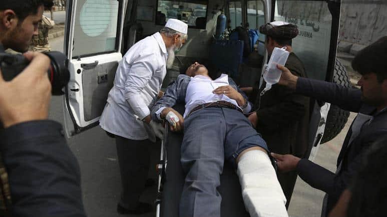 Photo of کشته شدن ۲۷ تن در حمله به مراسم یادبود شهید مزاری در کابل