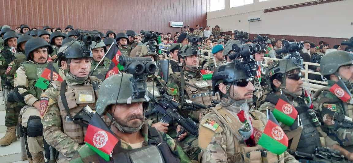 Photo of گرامیداشت از روز ملی نیروهای امنیتی در سمنگان
