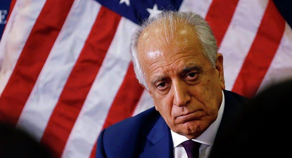 Photo of وزارت خارجه امریکا: خلیلزاد برای گفتگو با طالبان به قطر رفته است