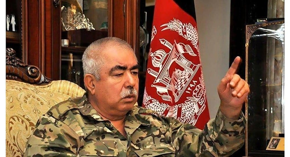 Photo of ابرازنظر سخنگوی جنرال دوستم درباره اعطای رتبه مارشالی به وی