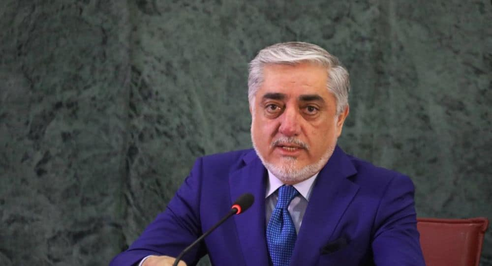 Photo of دکتر عبدالله از توافق سیاسی با دکتر غنی سخن گفت