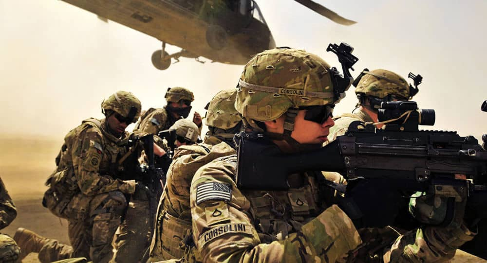 Photo of آمریکا، طالبان را به «اقدامات متقابل» تهدید کرد