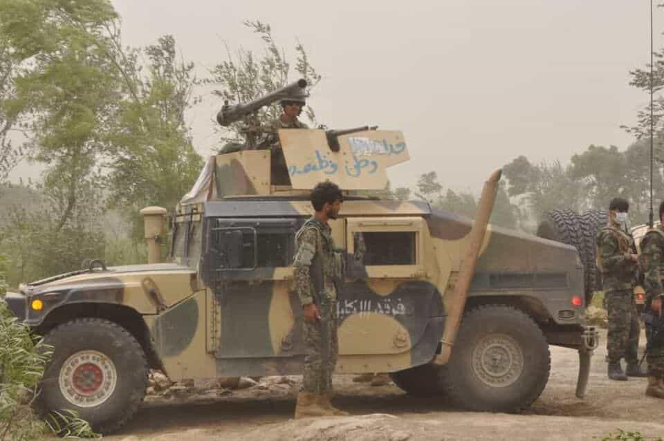 Photo of کشته و زخمی شدن ۶ تن از طالبان در سمنگان