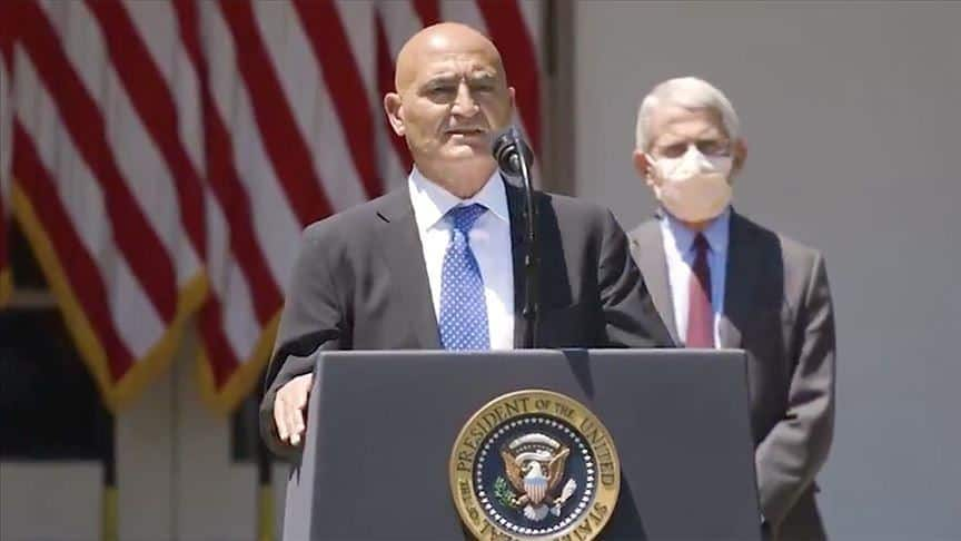Photo of توجه گسترده رسانههای آمریکایی به پزشک مسلمان پروژه تولید واکسن کرونا
