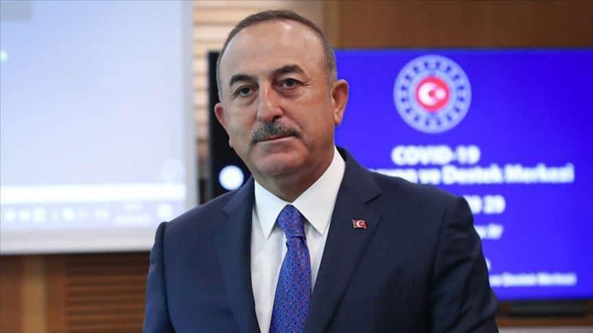 Photo of تأکید وزیر خارجه ترکیه بر ادامه کمکهای این کشور به مردم افغانستان