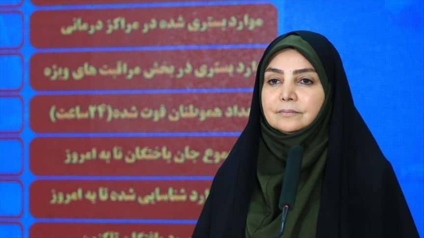 Photo of روند صعودی ابتلا به کرونا در ایران
