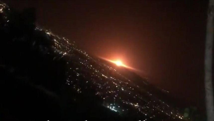 Photo of صدای مهیب و مشاهده نور در شرق تهران