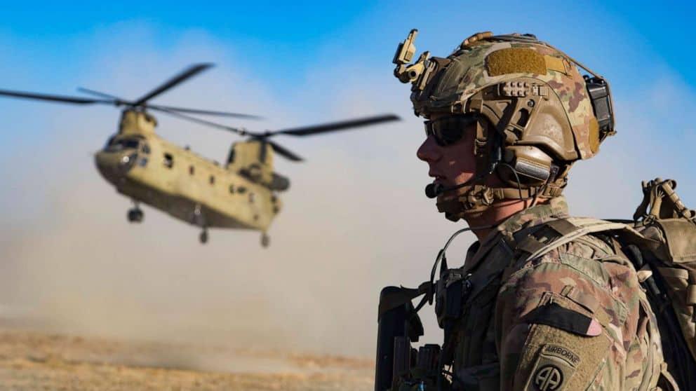 Photo of نیروهای نظامی آمریکا در افغانستان کاهش قابلملاحظه خواهد یافت