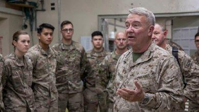 Photo of مک کینزی: آمریکا همچنان از حکومت افغانستان حمایت خواهد کرد