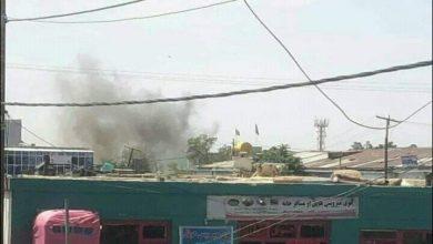 Photo of حمله راکتی به غزنی همزمان با سفر رئیس جمهور به این ولایت