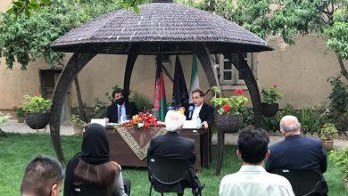 Photo of توافق «کابل» و «تهران» بر تسریع نهایی کردن سند همکاریهای مشترک