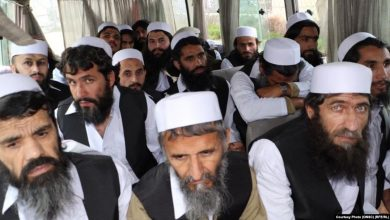 Photo of مخالفت کمیسیون حقوق بشر با رهایی زندانیان طالبان دارای «جنایت سنگین»