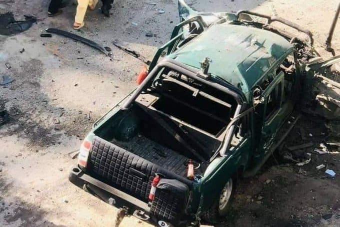 Photo of زخمی شدن دو تن براثر انفجار ماین مغناطیسی در کابل