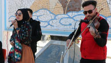 Photo of موسیقی خیابانی به هدف حمایت از صلح در بلخ برگزار شد