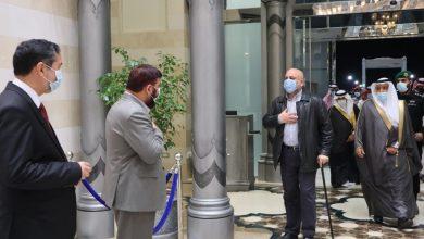 Photo of حنیف اتمر به عربستان سعودی رفت