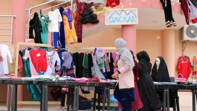 Photo of صدها دختر و پسر از یک دوره آموزشی مسلکی در بلخ فارغ شدند