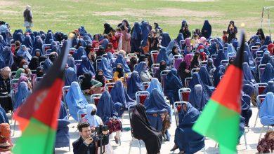 Photo of گردهمآیی باشندهگان بلخ از بهر حمایت از مذاکرات صلح