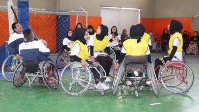 "Photo of برگزاری مسابقات ویلچیر بسکتبال زیر نام""جام کاهش خشونت علیه زنان"" در ولایت بلخ"