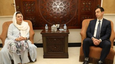 Photo of دیدار معاون دبیرکل سازمان ملل با تیمهای مذاکراتی افغانستان و طالبان